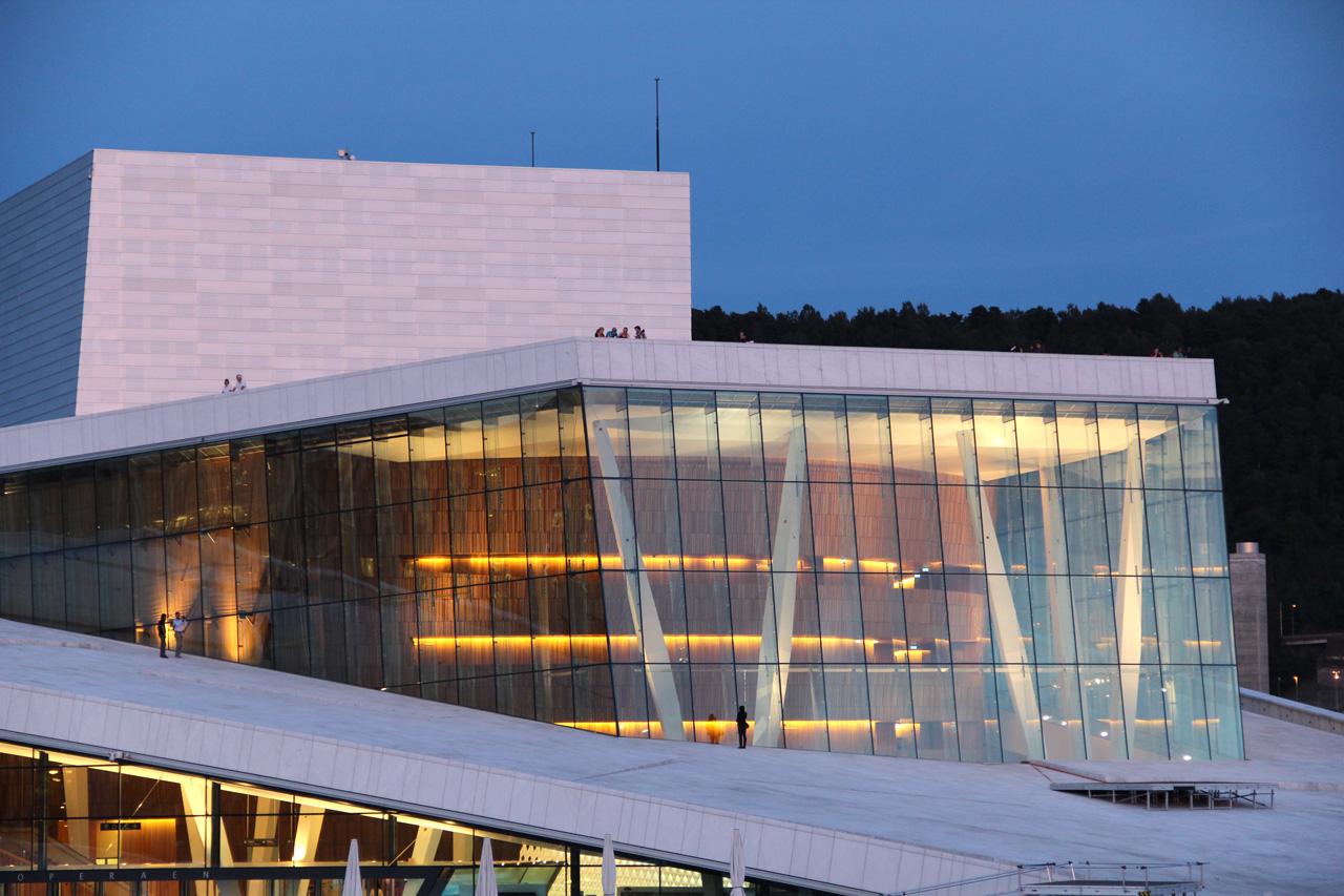 Oslo operaház