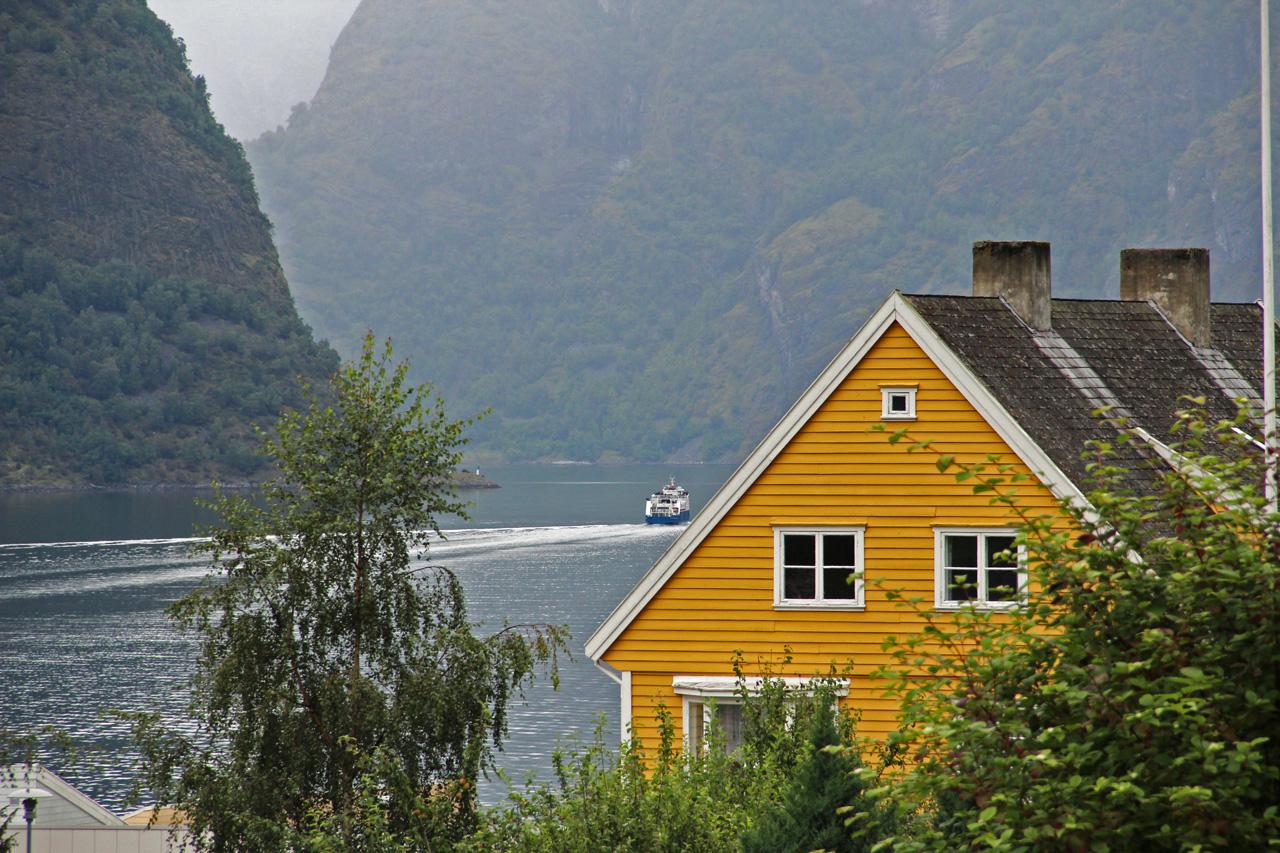 Norvég fjord