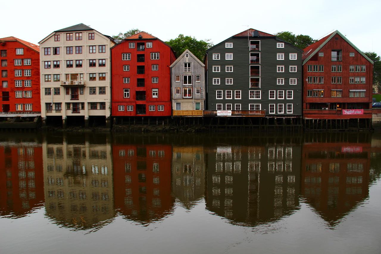 Trondheim Norvégia