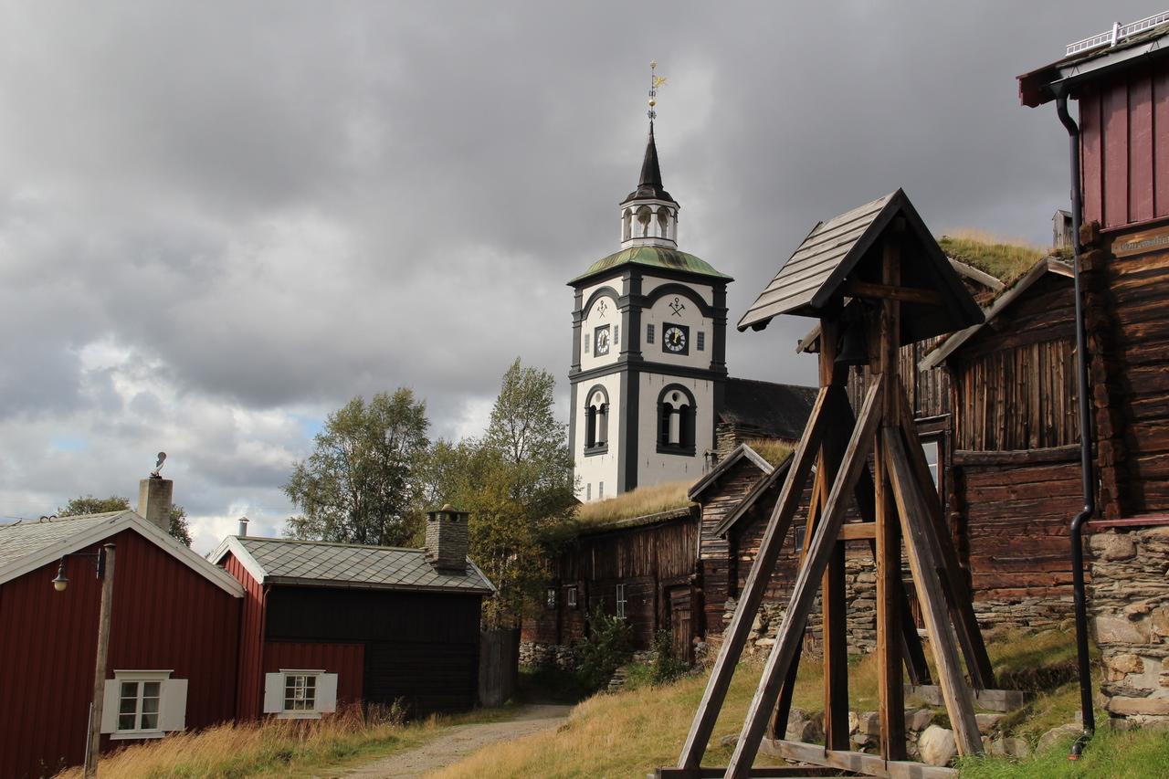 Roros, Norvégia