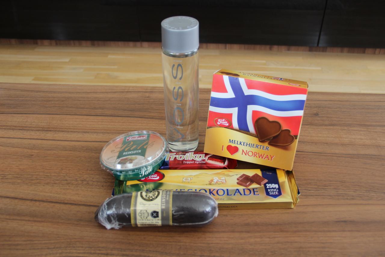 Norvégia szuvenír ajándék