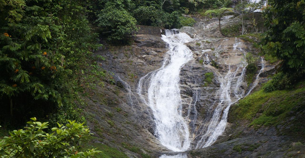 vízesés malajzia