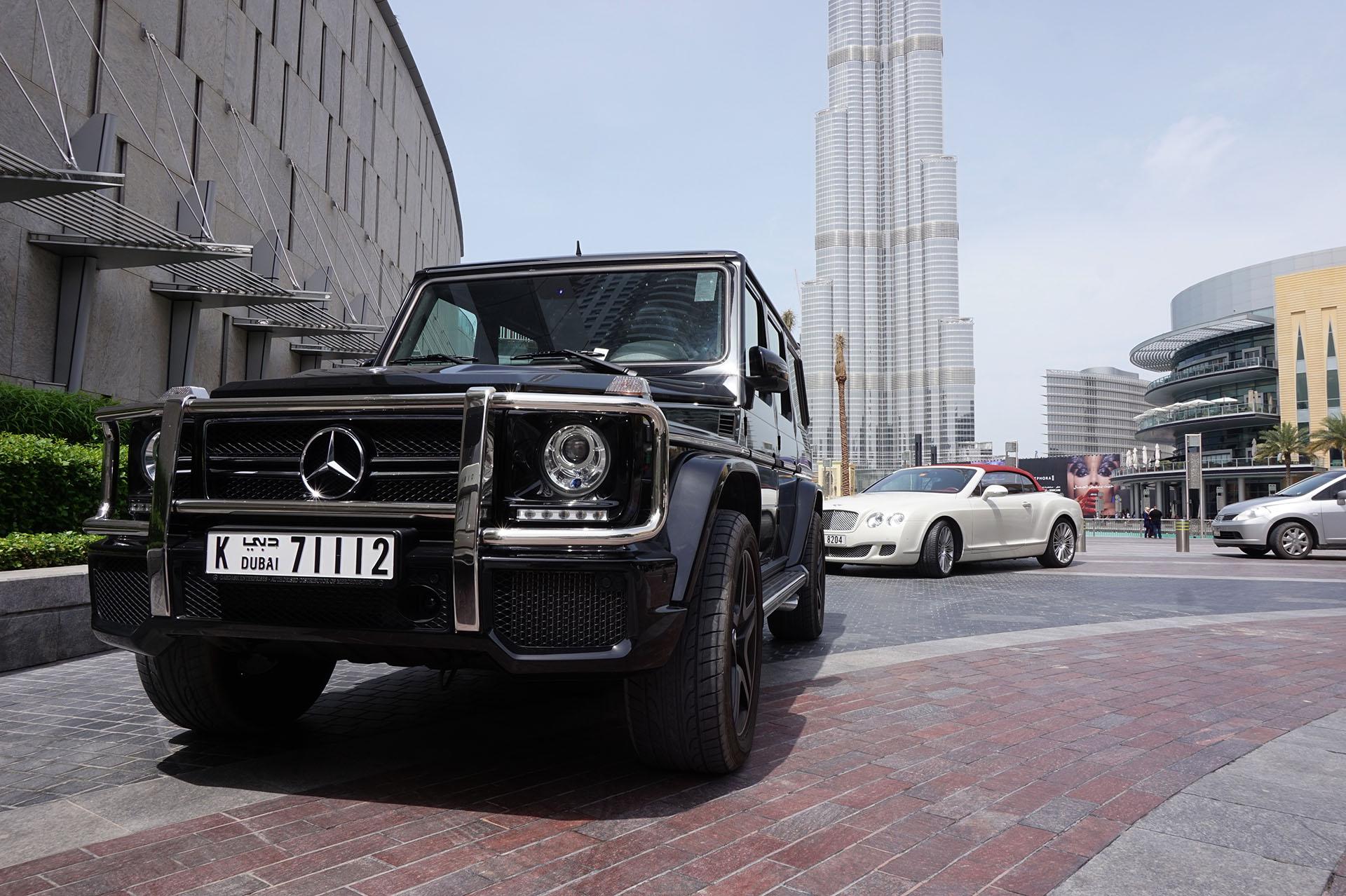 Dubai G merci