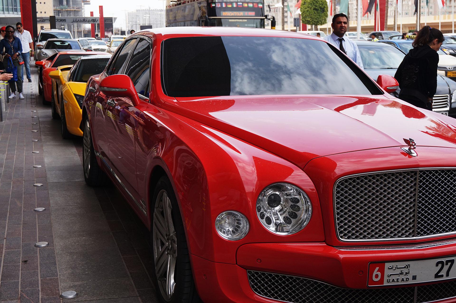 Dubai Rolls Royce