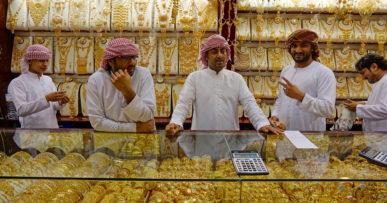 Dubai aranypiac