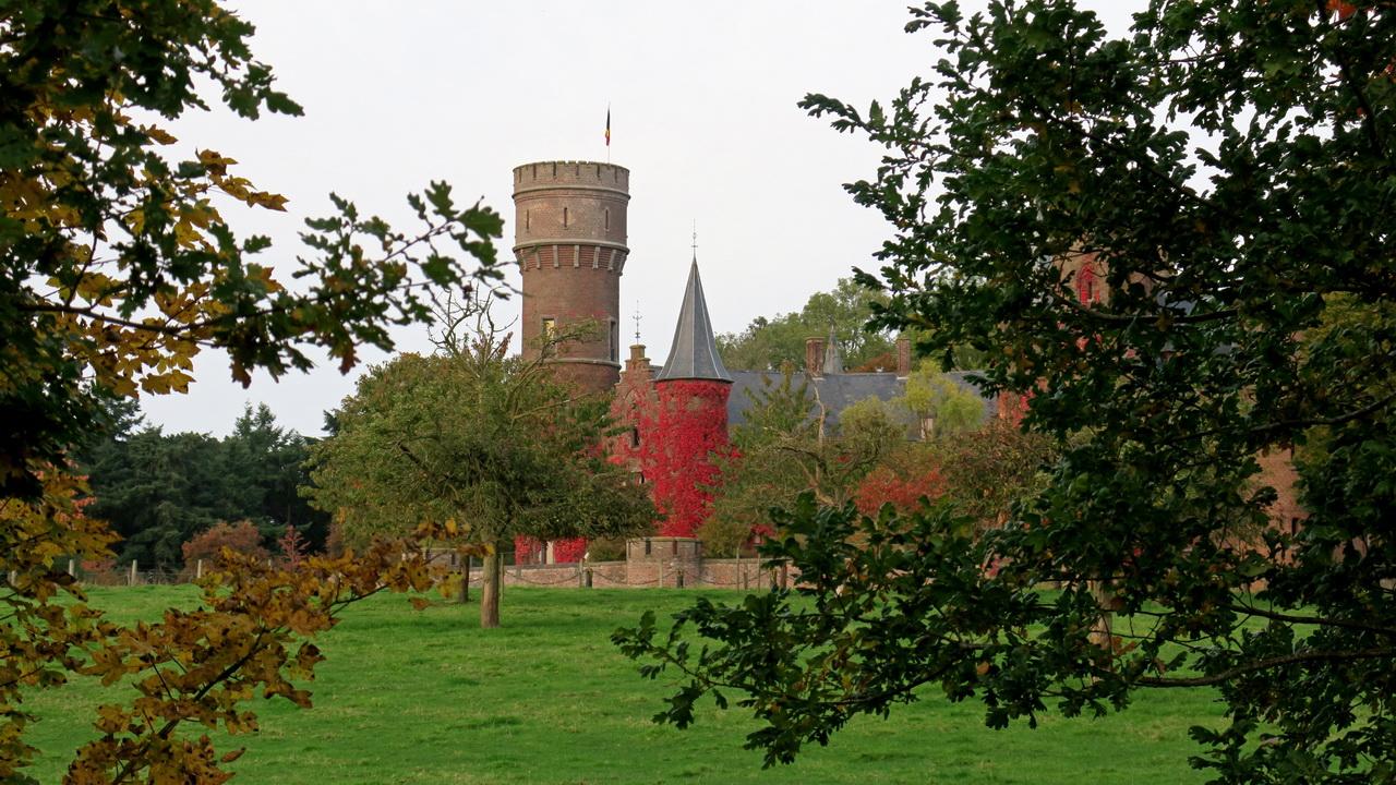 Wijnendale kastély