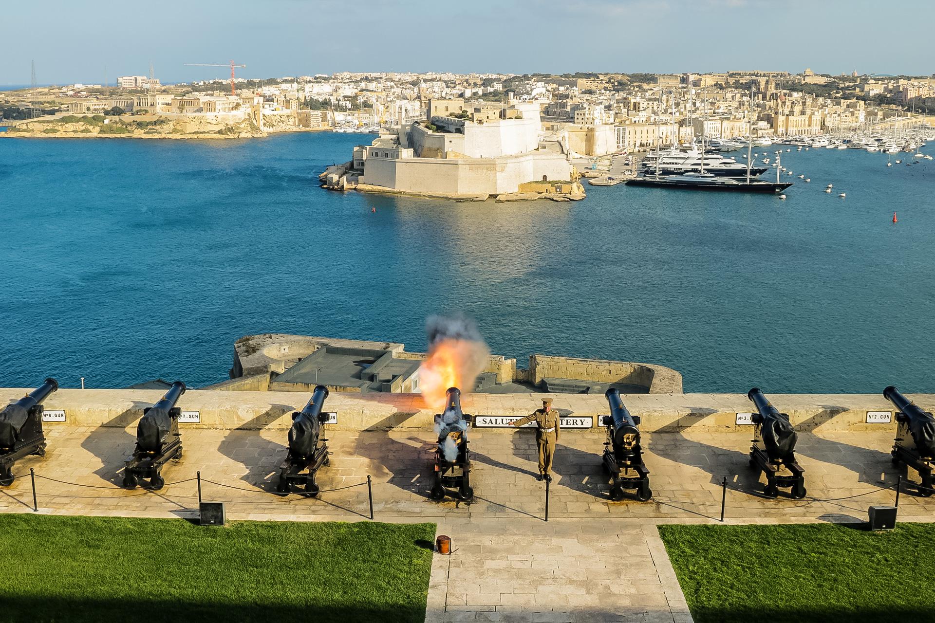 Barakka kert Valletta Málta