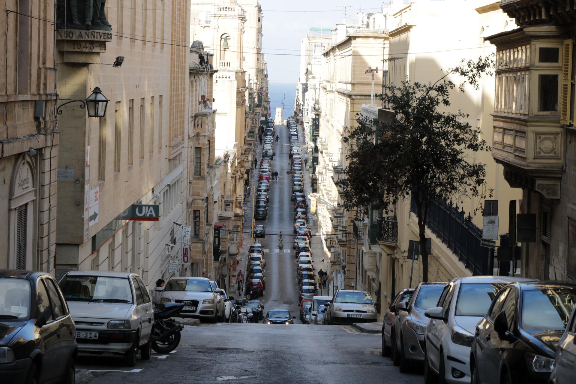 Valetta - Málta