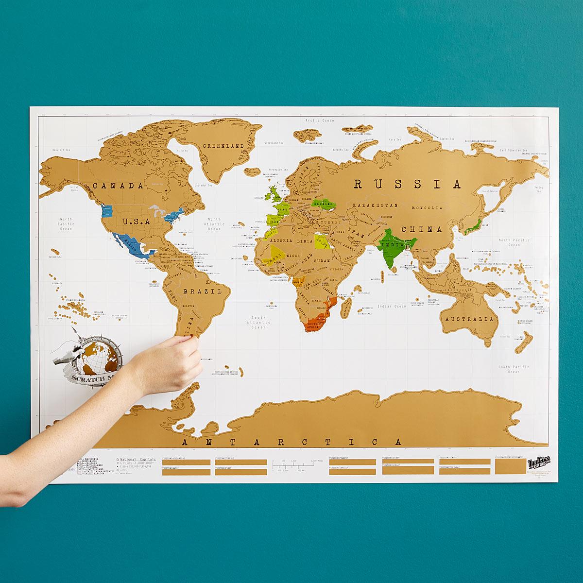 kaparós térkép ajándék