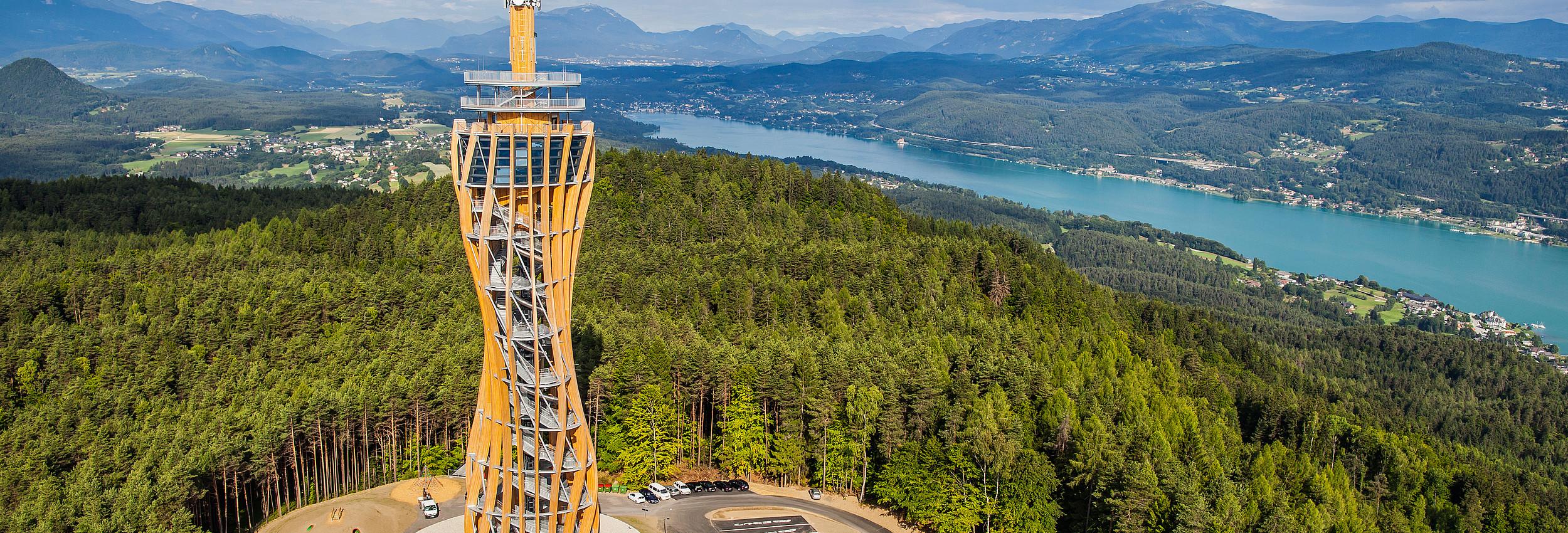 Wörthi tó látnivalók Ausztria