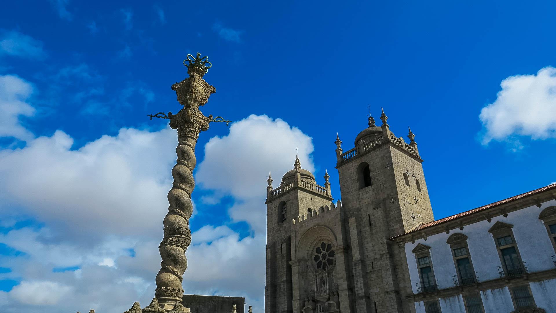 Porto katedrális Sé