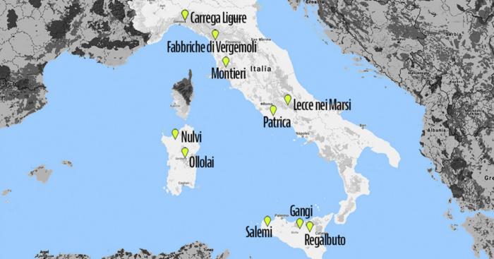 1 eurós házakat kínáló kisvárosok Olaszországban