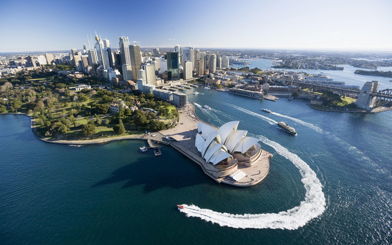 Ausztrália repülőjegy