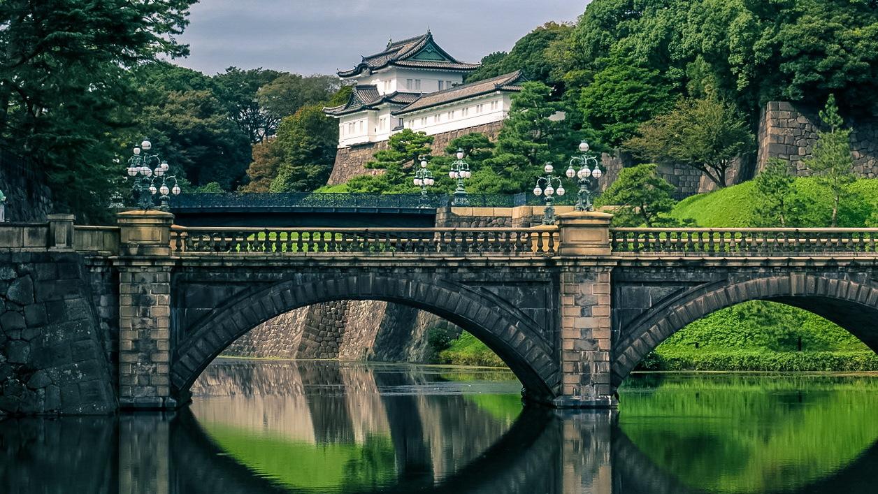 Tokió császári palota