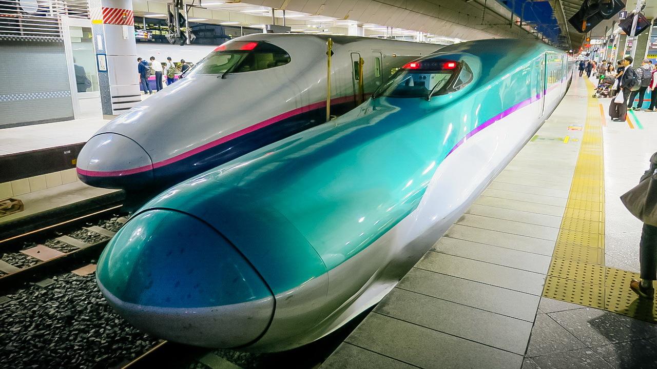 Japán vonat