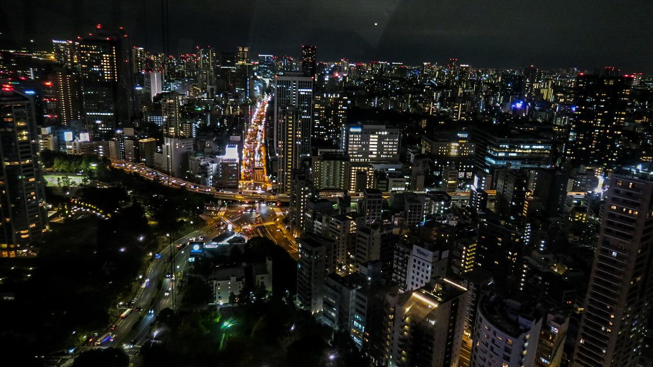 Tokyo Tower torony kilátó