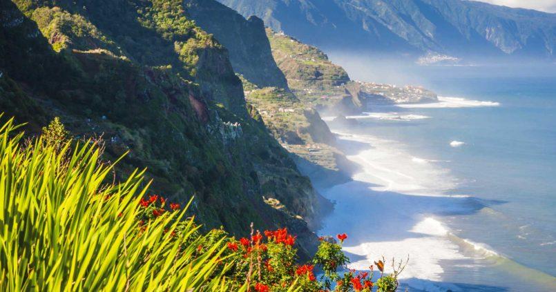 Madeira időjárás