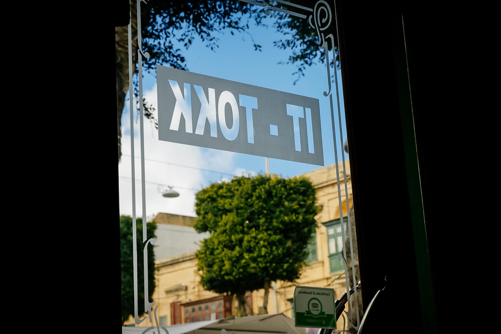 It Tokk étterem Gozo