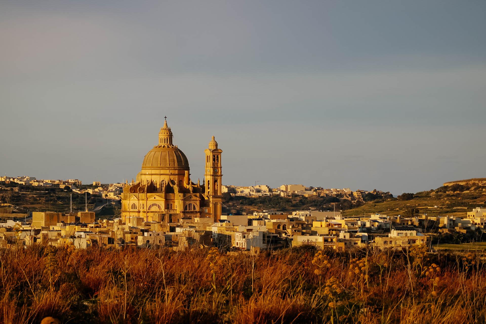Gozo Xewkija Rotunda Málta
