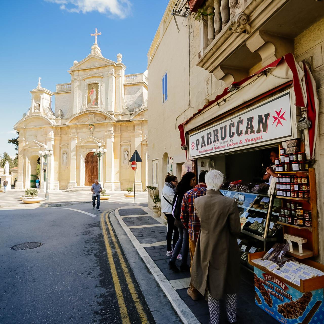 Parruccan Rabat Málta