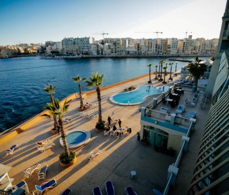Hotel Cavalieri - St. Julian, Malta