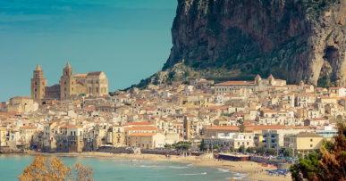 Szicília utazás