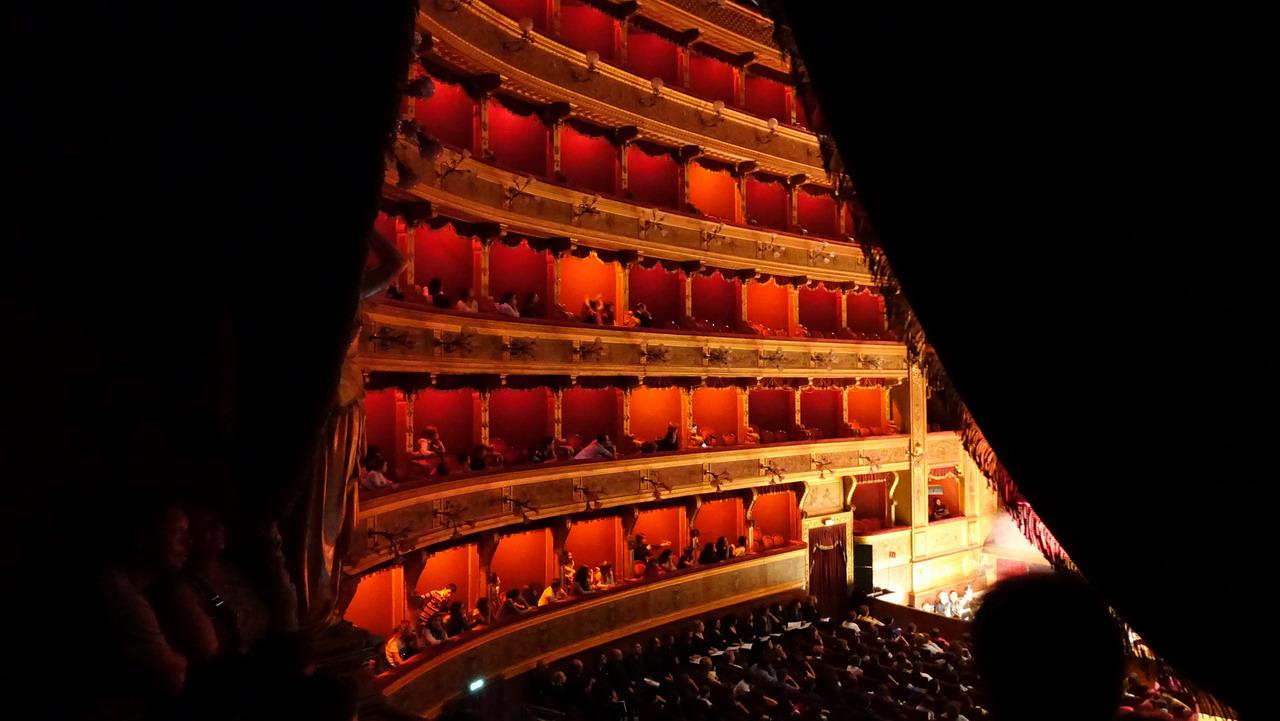 Palermo Opera Teatro Massimo