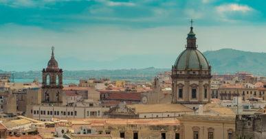 Látnivalók Palermoban