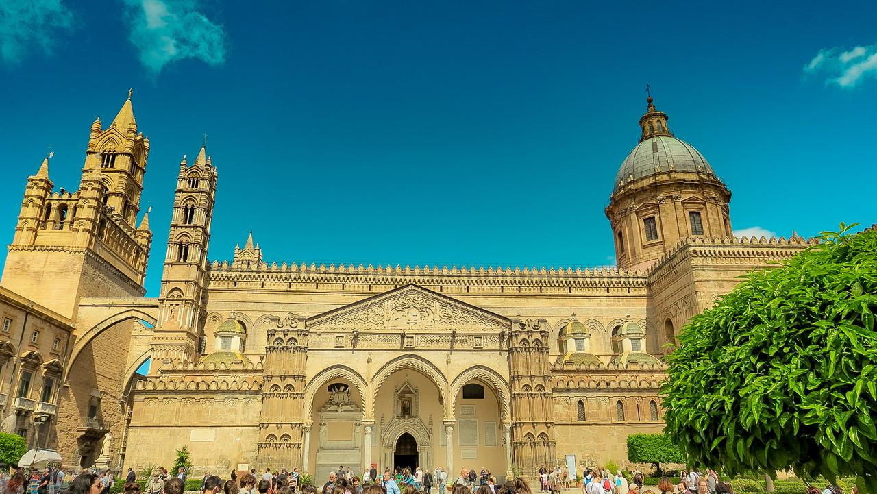 Palermo katedrális