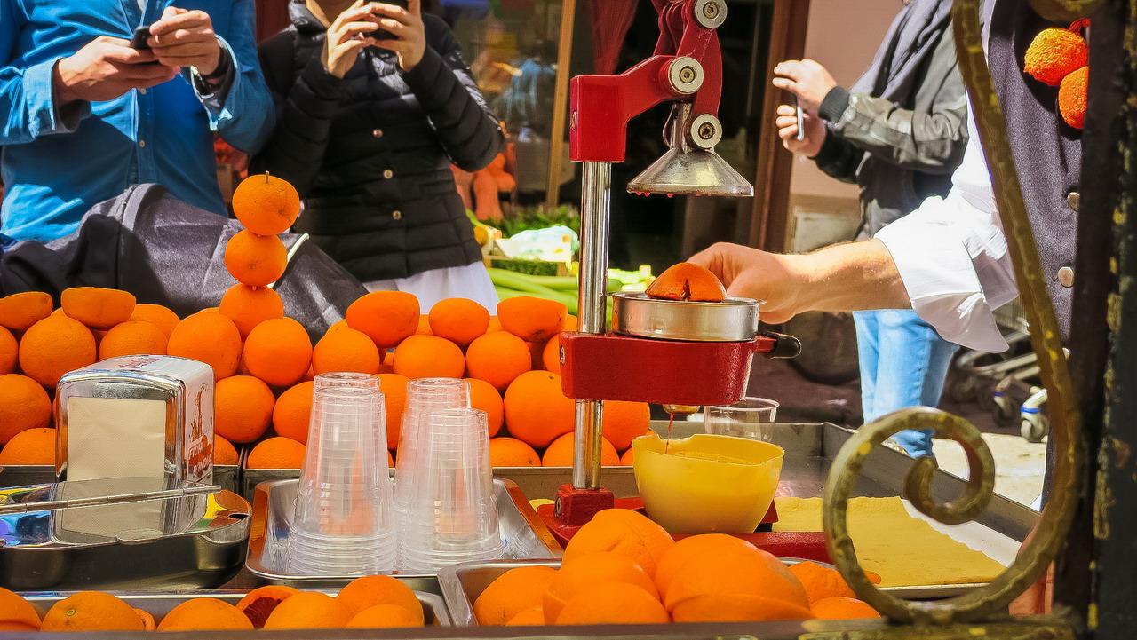 Palermo narancs