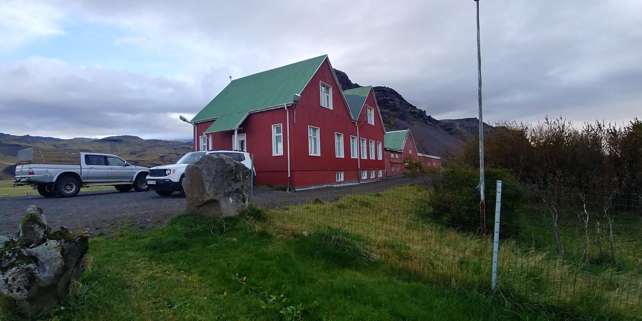 Izland Holt szállás