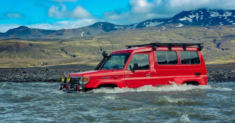 Autóbérlés Izlandon