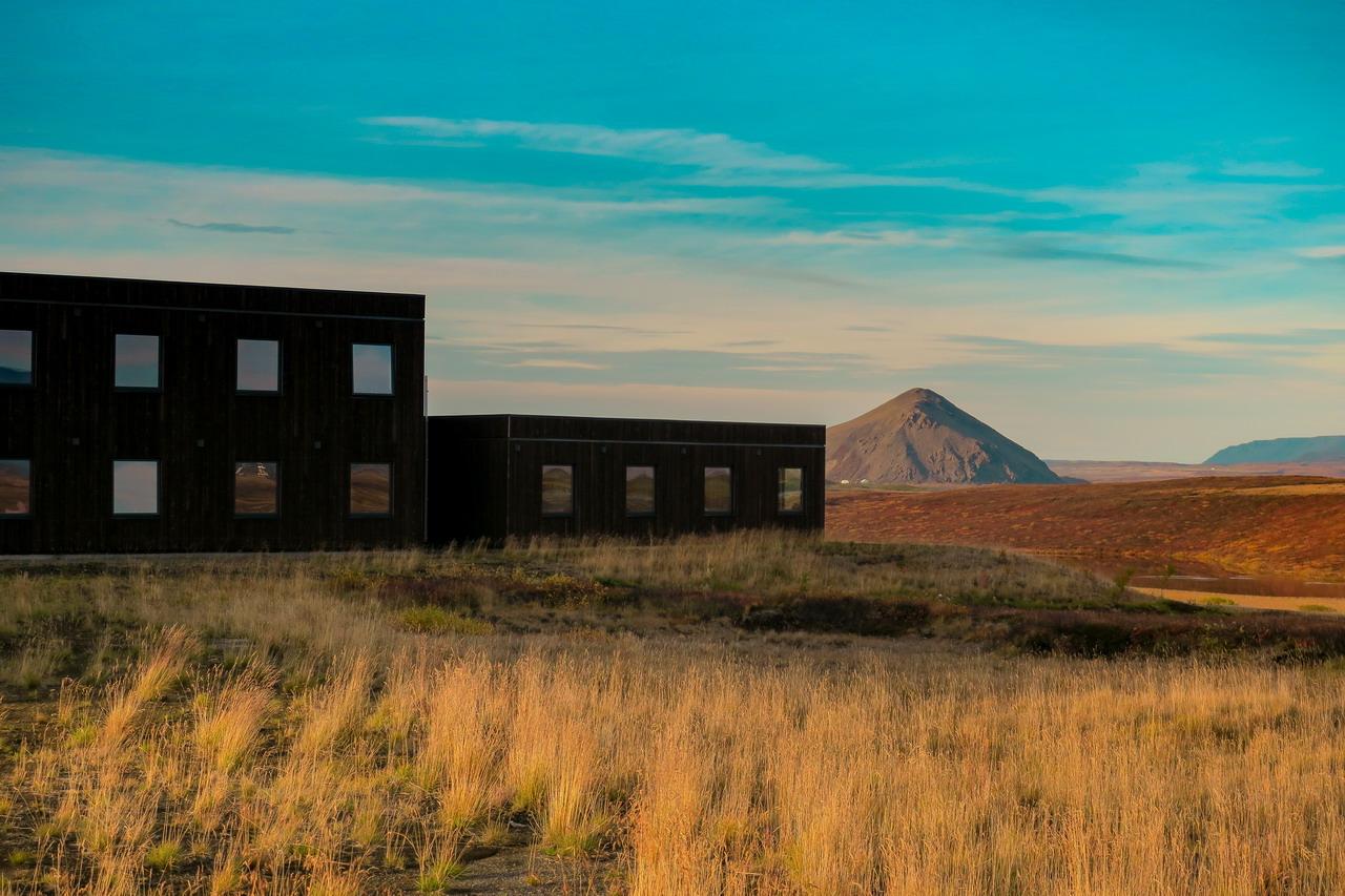 Hotel Laxa izland