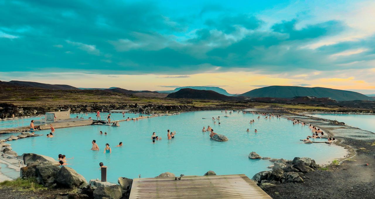 Mývatn Nature Baths termálfürdő