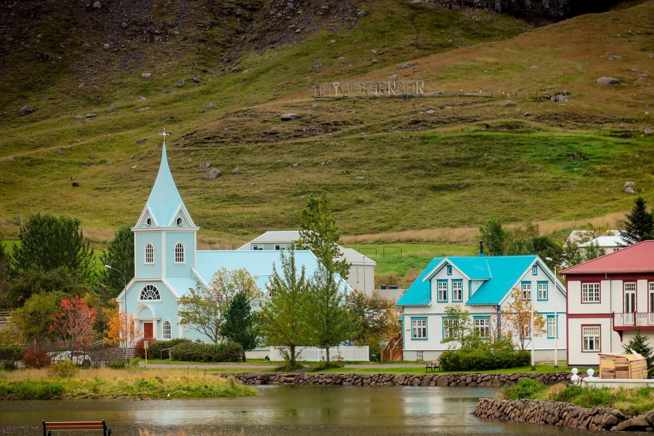 Seyđisfjörđur Izland