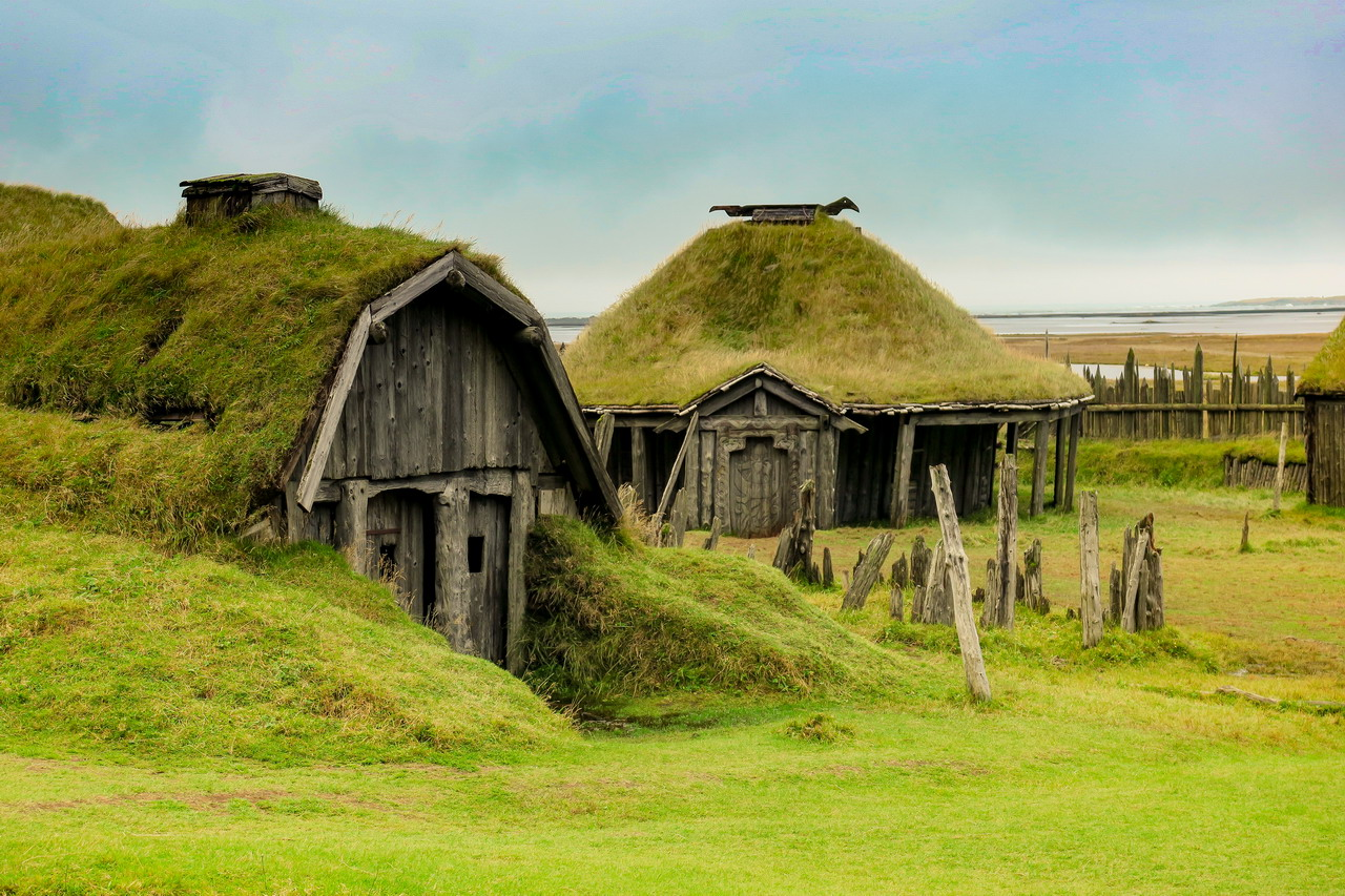 Izland Viking falu