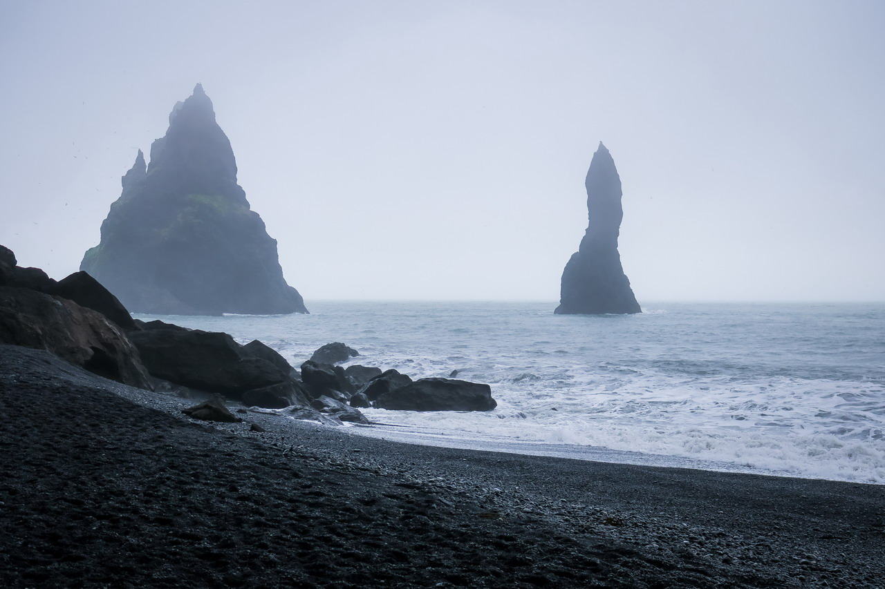 izland black beach