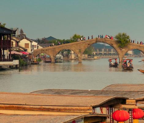 Zhujiajiao - Shaghai és környéke