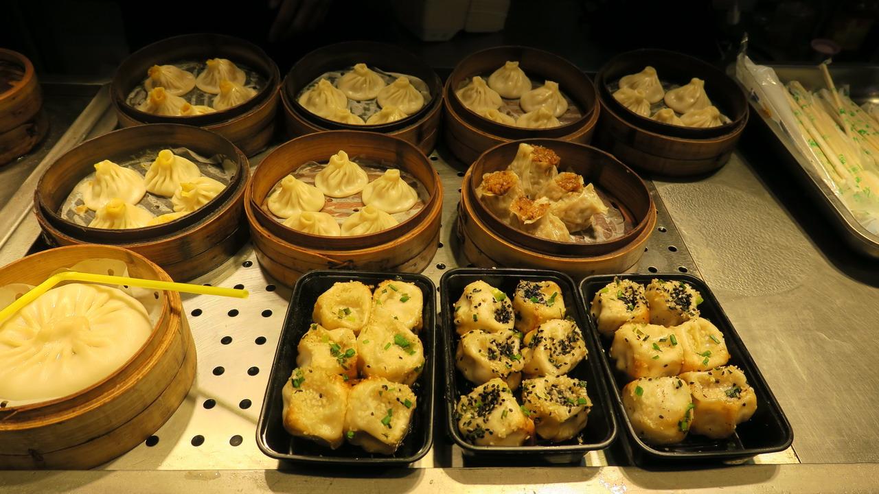 Sanghaj kínai ételek