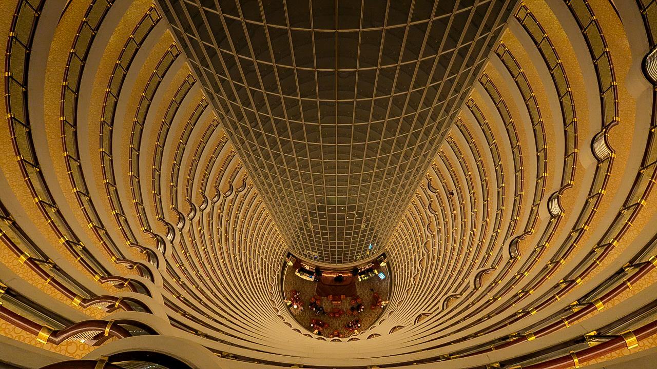Yinmao tower Hyatt Shaghai