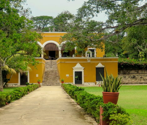 Uayamon Hacienda Mexiko