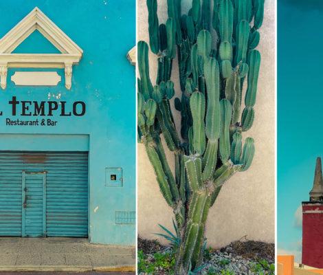 Merida Mexikó látnivalók