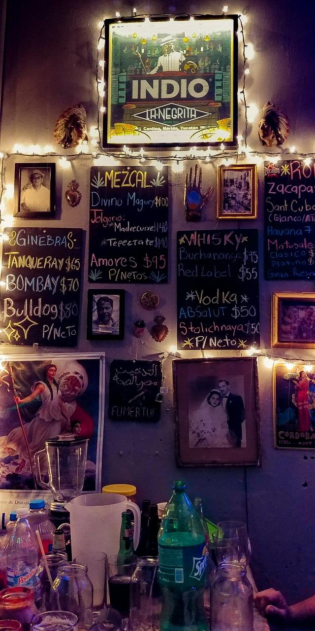 La Negrita bar Merida
