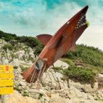 Dachstein Hallstatt cápa kilátó