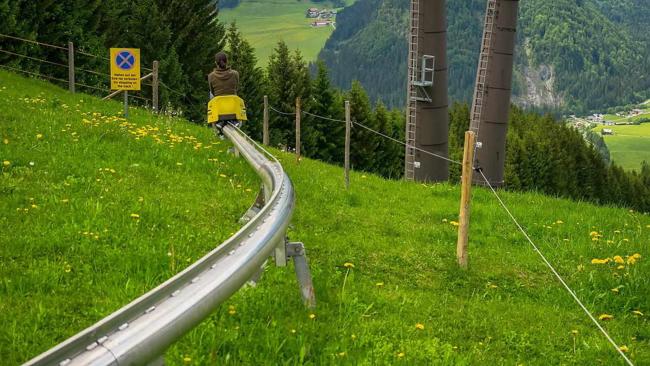 Ausztria nyári bob