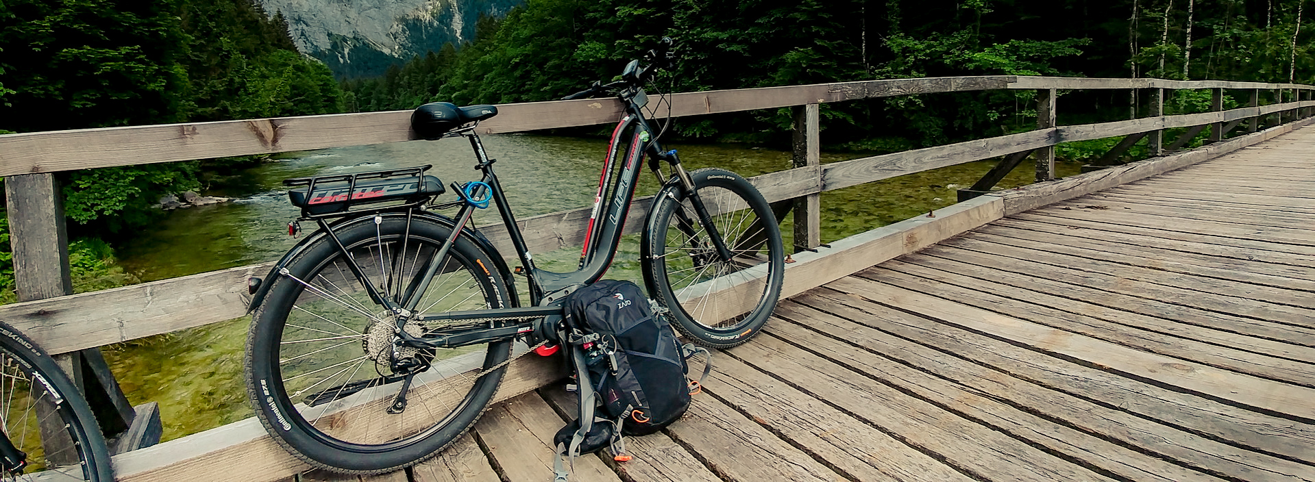 Elektromso bicikli bérlés Hallstatt