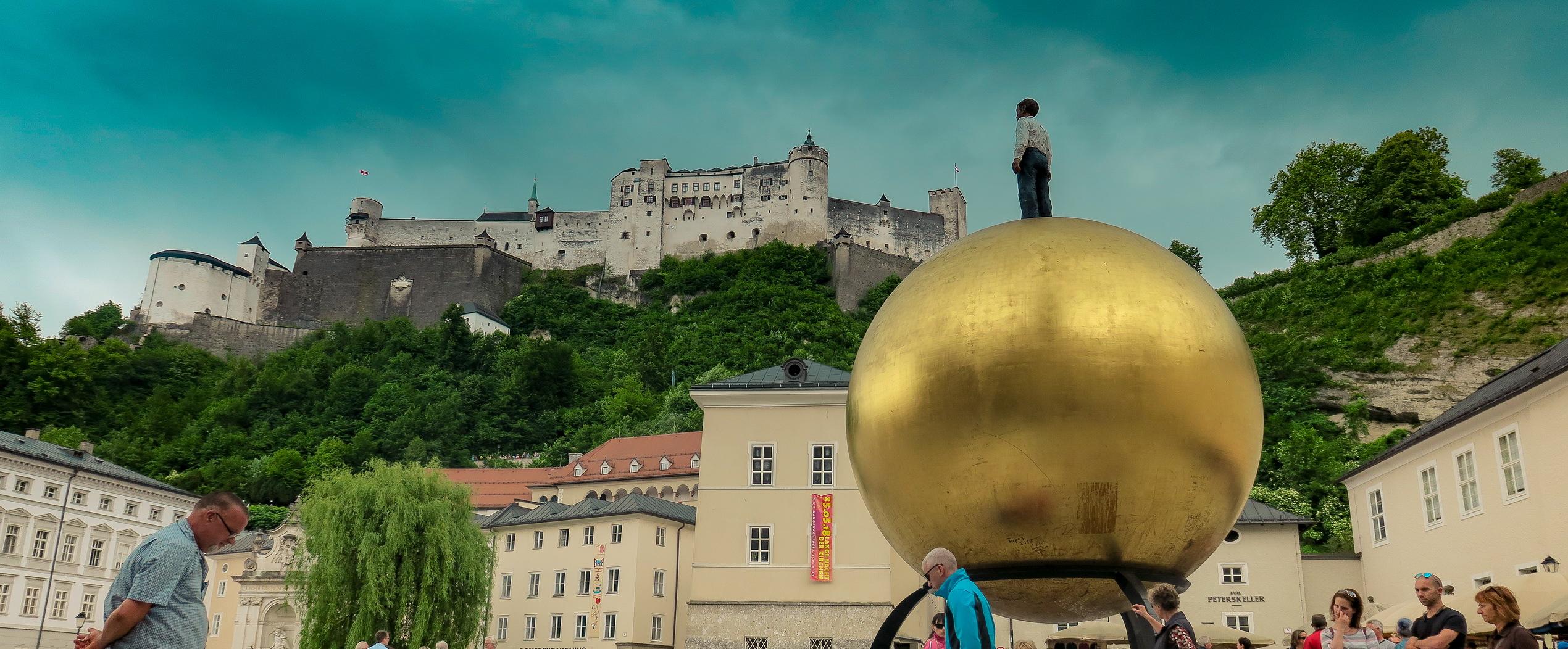 Salzburg látnivalói