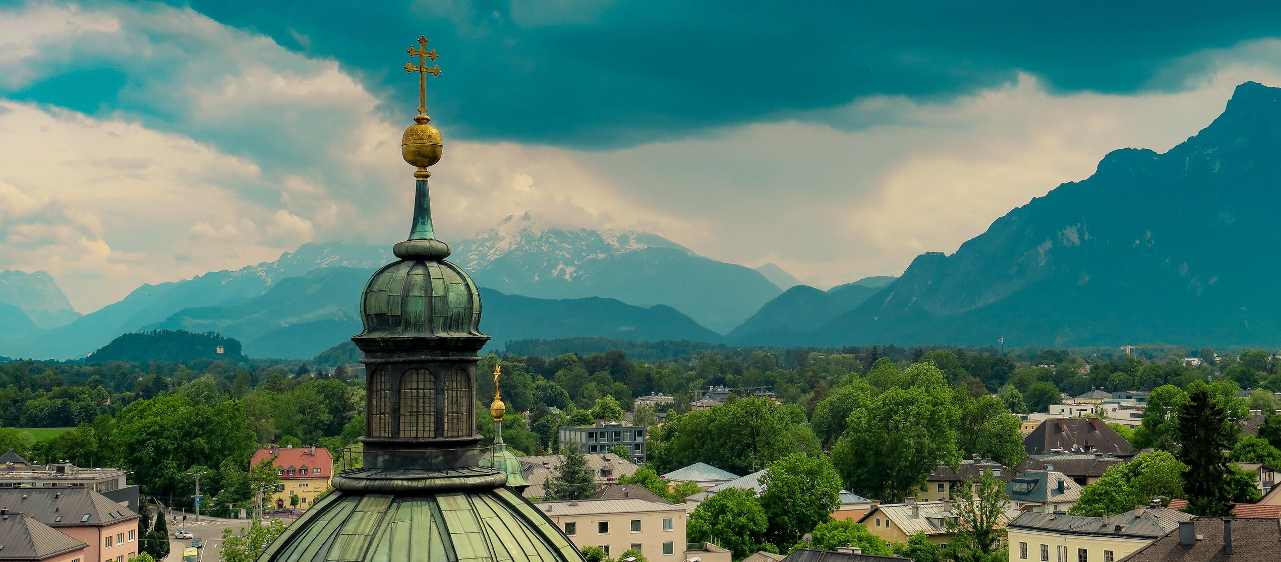 Salzburg látnivalók