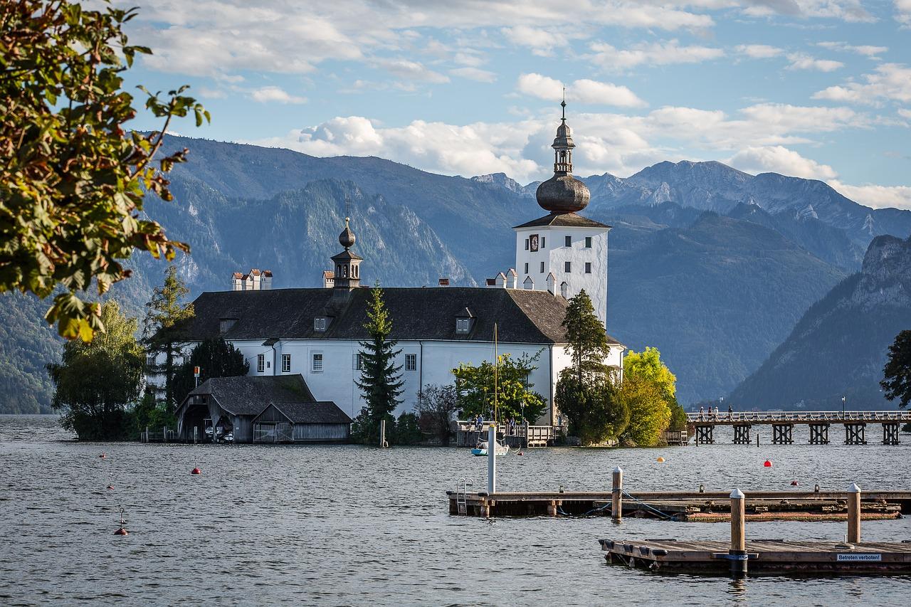 Schloss Ort kastély