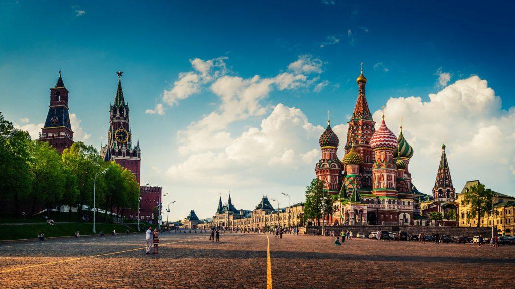 Moszkva vörös tér